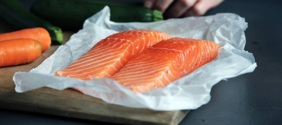 Eggs, Fish And Omega 3 for better eye health